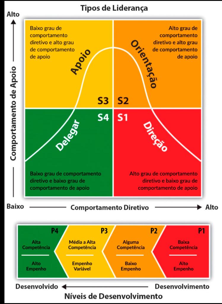 lideranca situacional modelo