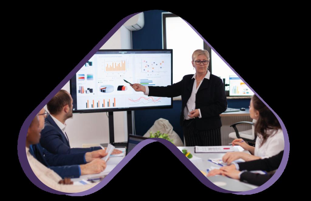 Aprendizagem organizacional e o impacto nos resultados da empresa.