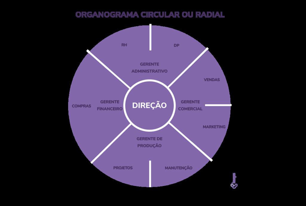 Circular ou radial
