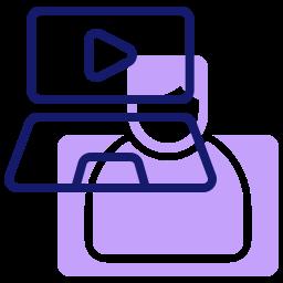 Ambiente Virtual de Aprendizagem - Funcionalidades - Vídeo-aulas